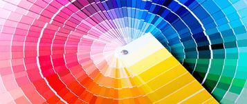 coloris des textes disponible pour le marquage des bodies